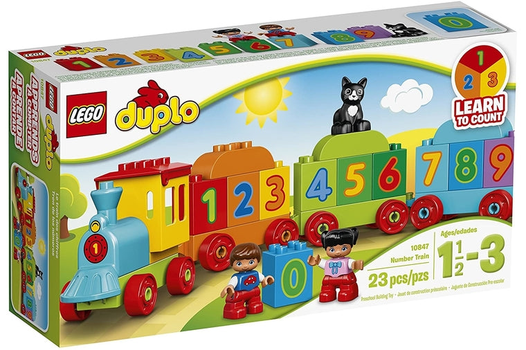 Lego Duplo - Number Train 10847