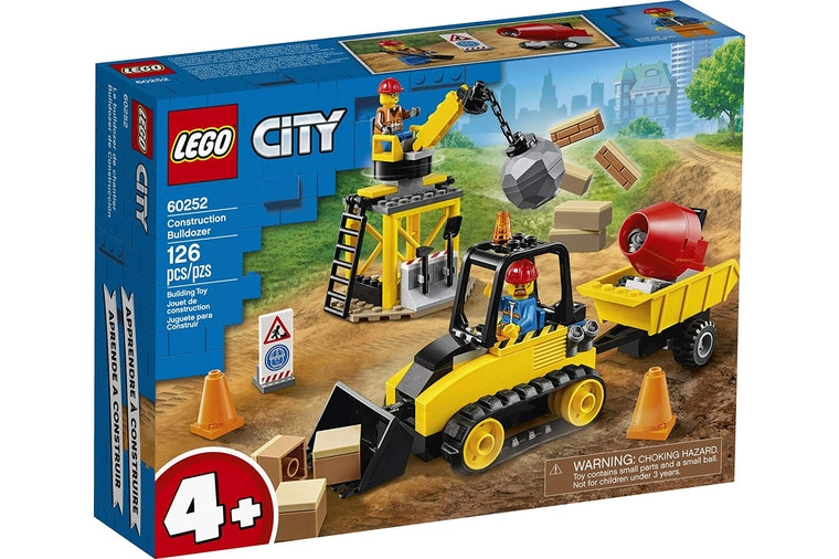 Lego - Construction Bulldozer 60252