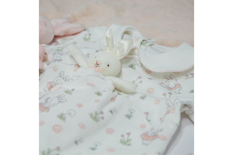Bunnies By The Bay - Blossom Playsuit 6-9 Months