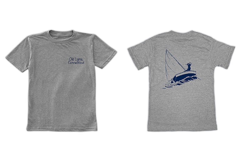 Old Lyme Sailing T-Shirt (adult)
