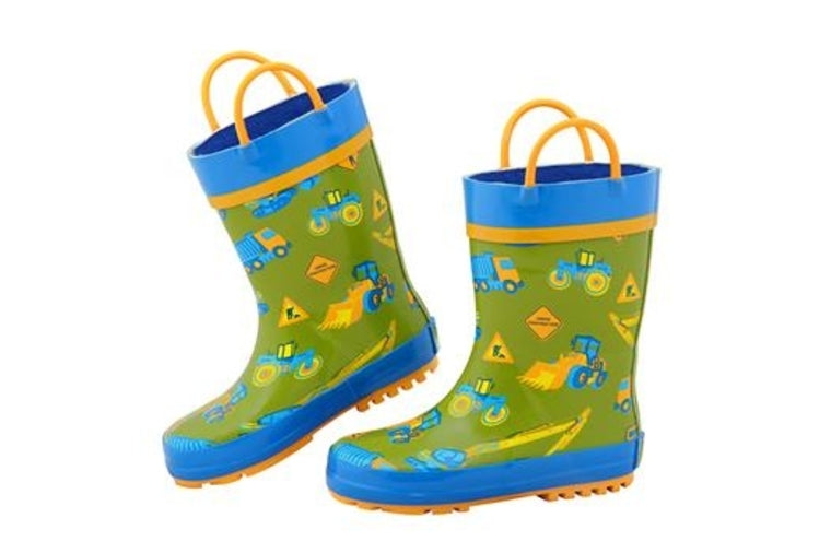 Construction Rainboots - Kids - Stephen Joseph