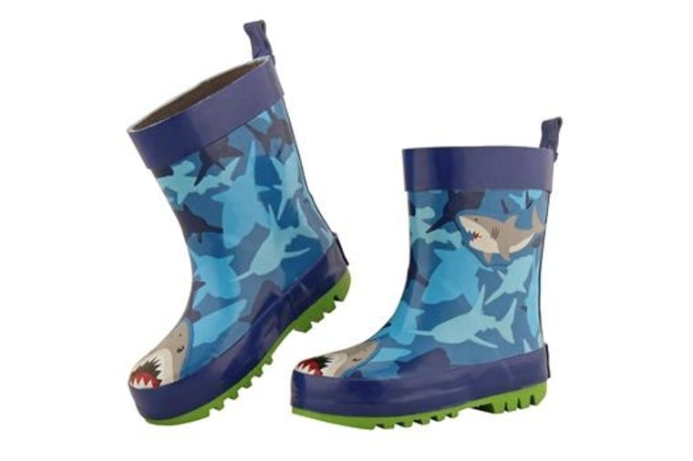 Shark Rainboots - Kids - Stephen Joseph