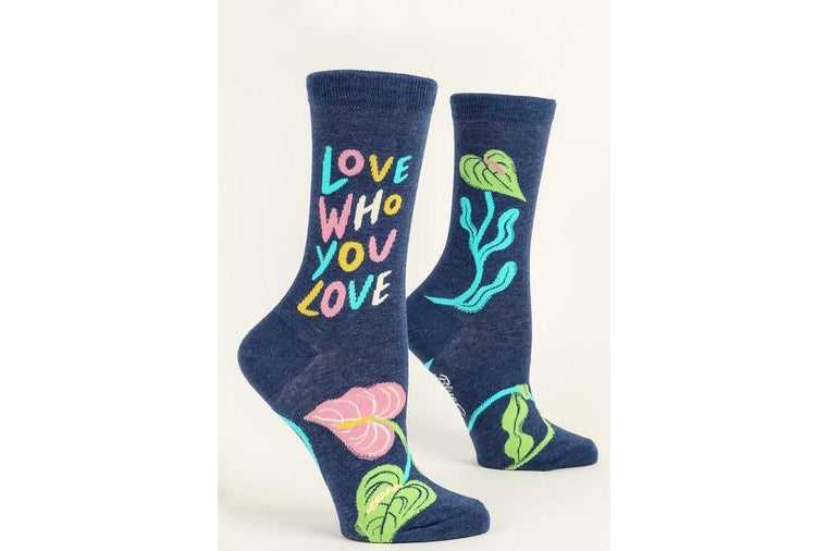Love Who You Love Women's Socks