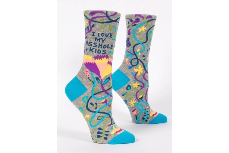 I Love My Kids - Women's Socks