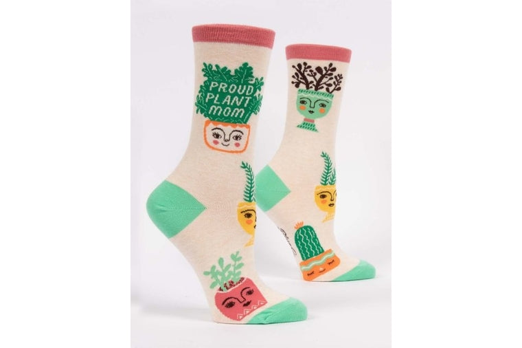 Proud Plant Mom - Women's Socks