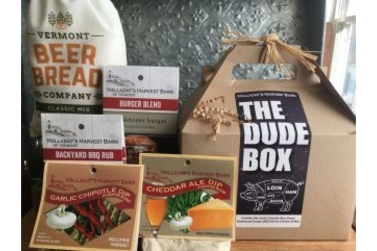 The Dude Box - Halladay's Harvest Barn
