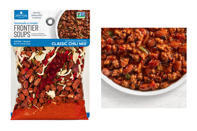 Classic Chili Soup Mix
