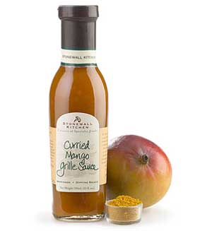 Curried Mango Grill Sauce