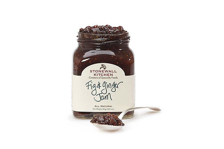 Fig & Ginger Jam