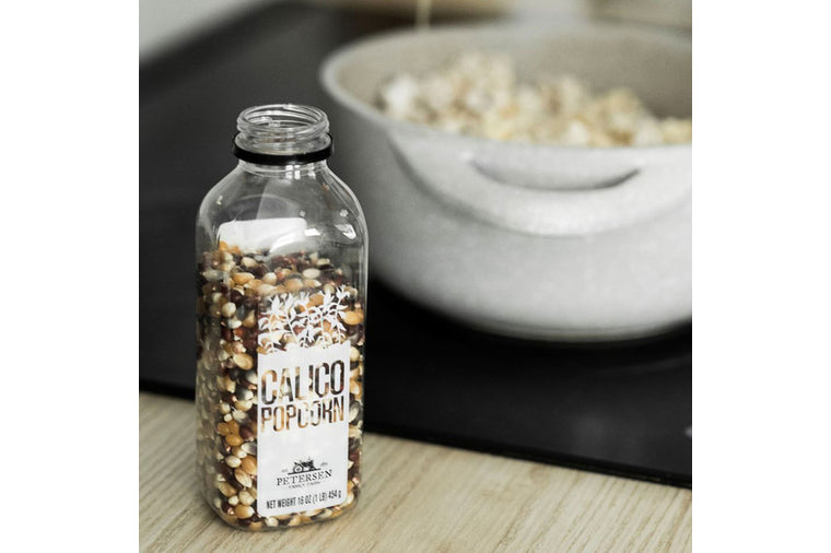 Bottled Popcorn - Calico