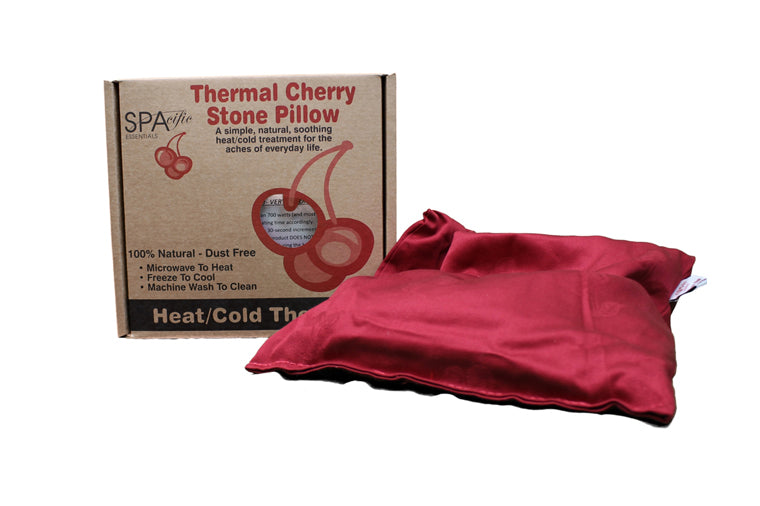 Cherry Stone Thermal Pillow
