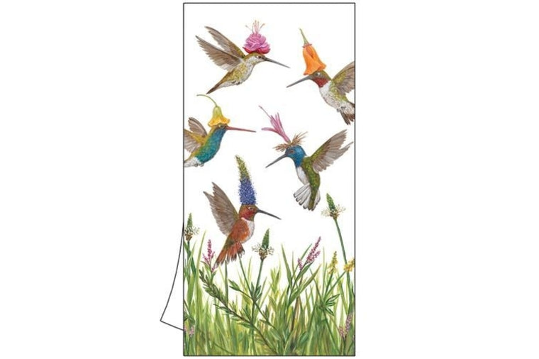 Vicki Sawyer - Meadow Buzz Kitchen Towel