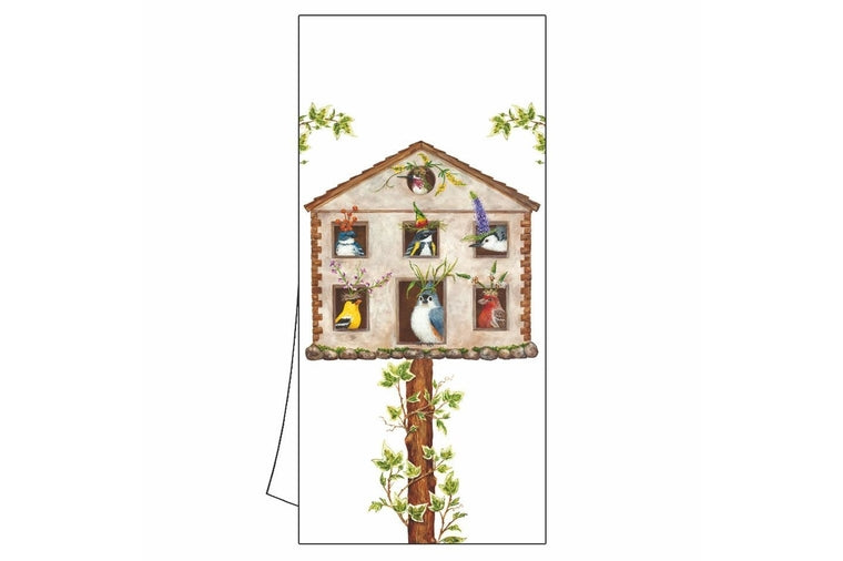 Vicki Sawyer - House Party Kitchen Towel