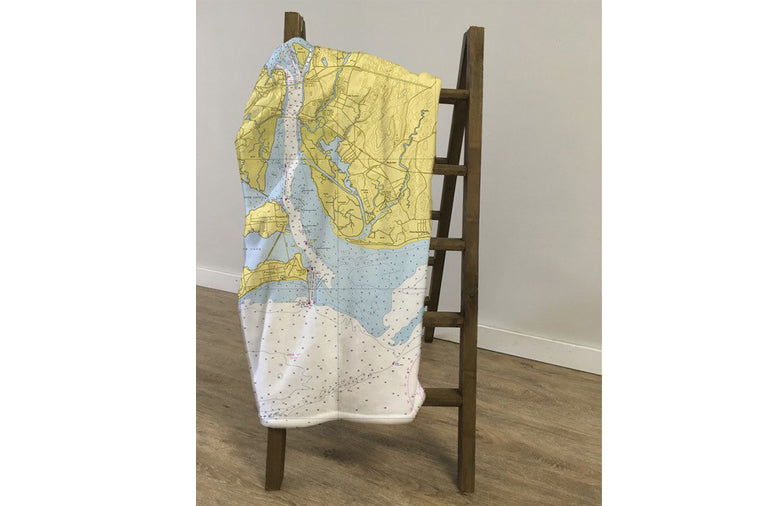 Connecticut Riverview Blanket