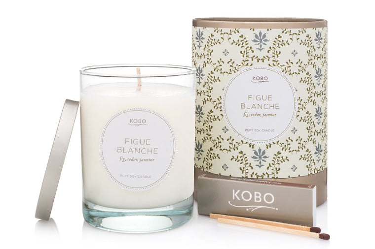 Figue Blanche Candle