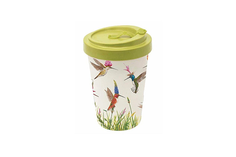 Meadow Buzz Bamboo Travel Cup - Vicki Sawyer