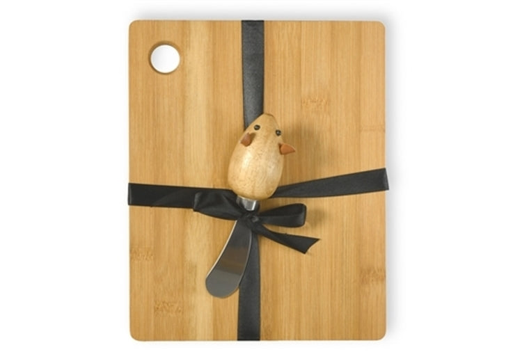 Mouse Cutting Board Set