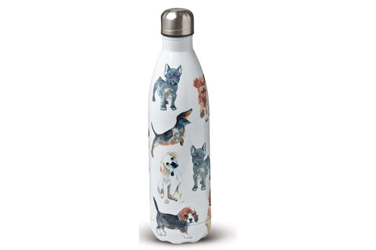 Friendly Dogs Stainless Steel Bottle