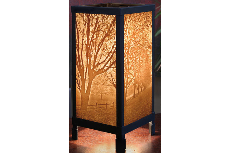 Misty Meadow Lamp