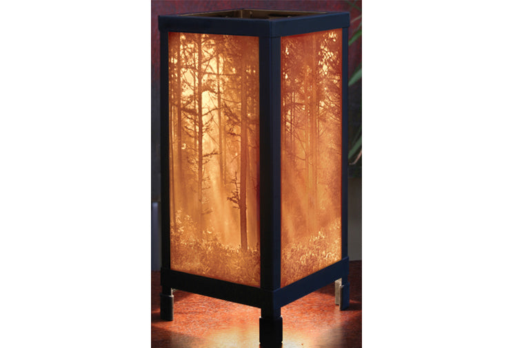 Woodland Sunbeams Lamp