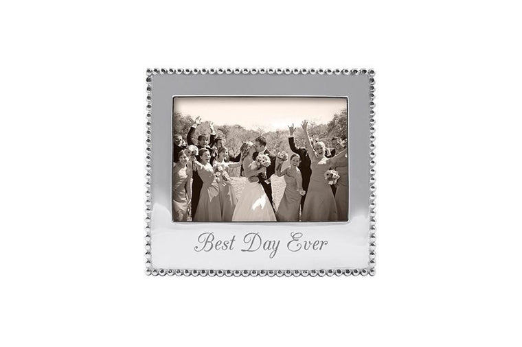 Best Day Ever 5x7 Frame - Mariposa