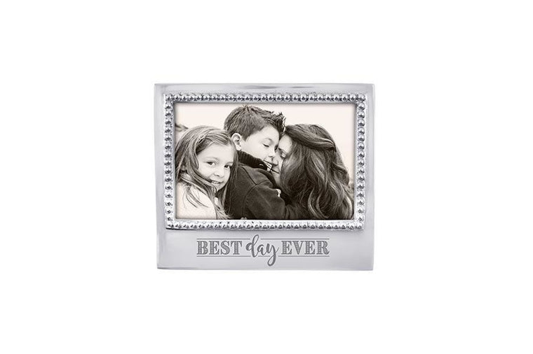 Best Day Ever 4x6 Frame - Mariposa