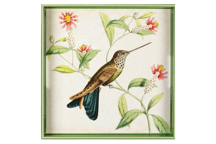Hummingbird Serving Tray