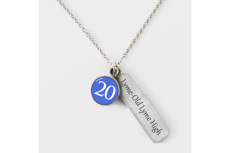 Lyme-Old Lyme Graduation Necklace 2020