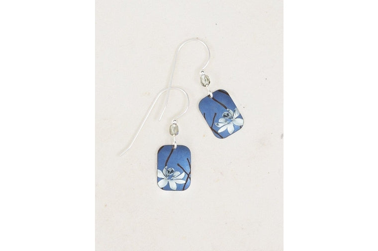 Holly Yashi - Blooming Lotus Earrings