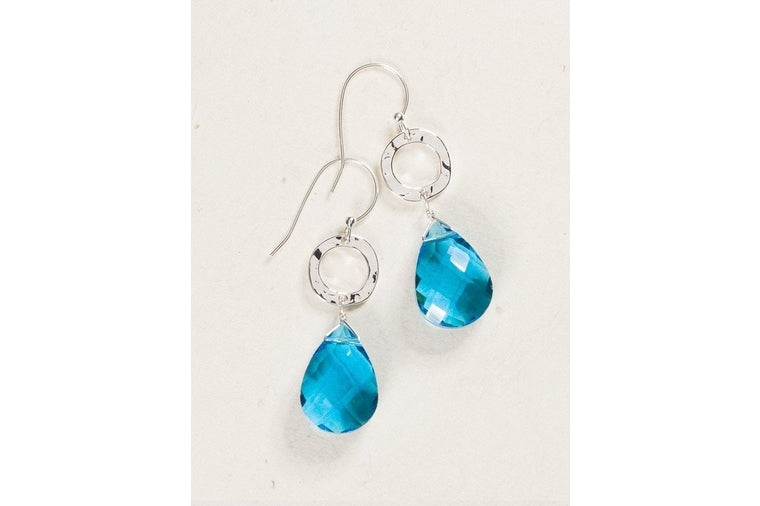 Holly Yashi: Lucinda Lagoon Earrings