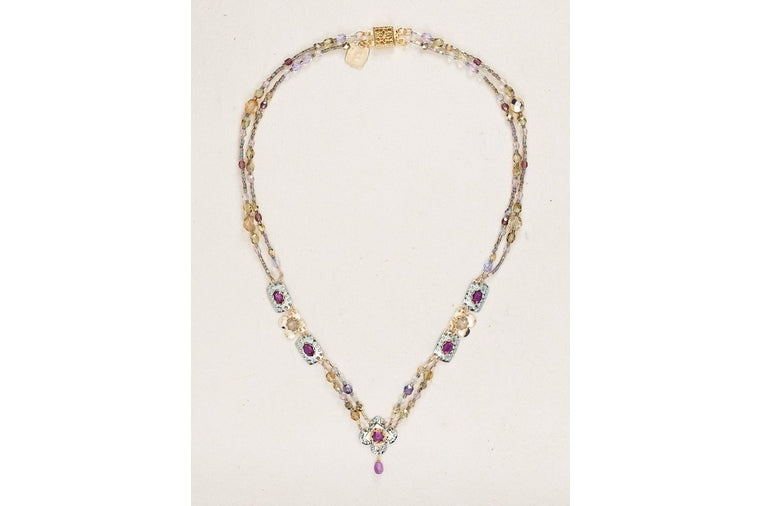 Holly Yashi: Royal Courtship Necklace