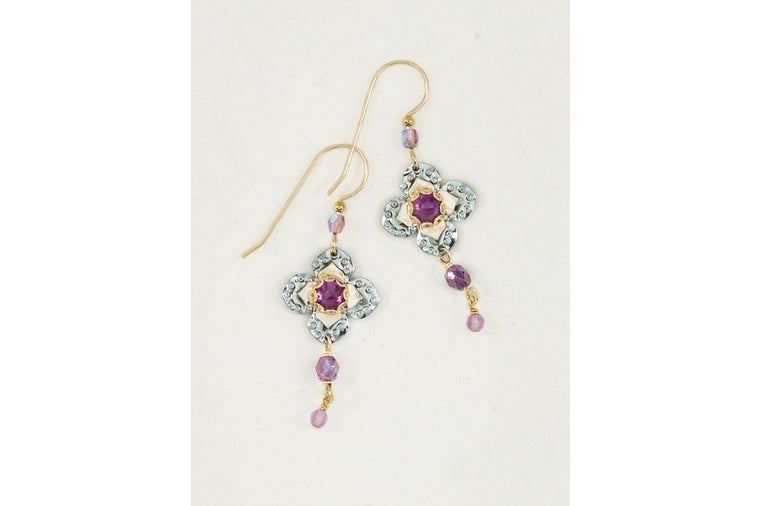 Holly Yashi - Royal Courtship Earrings
