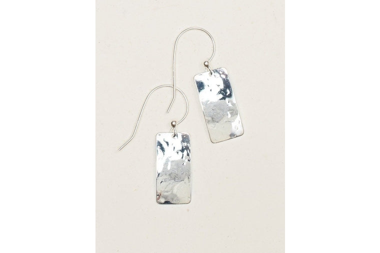 Holly Yashi - Petra Earrings - Silver