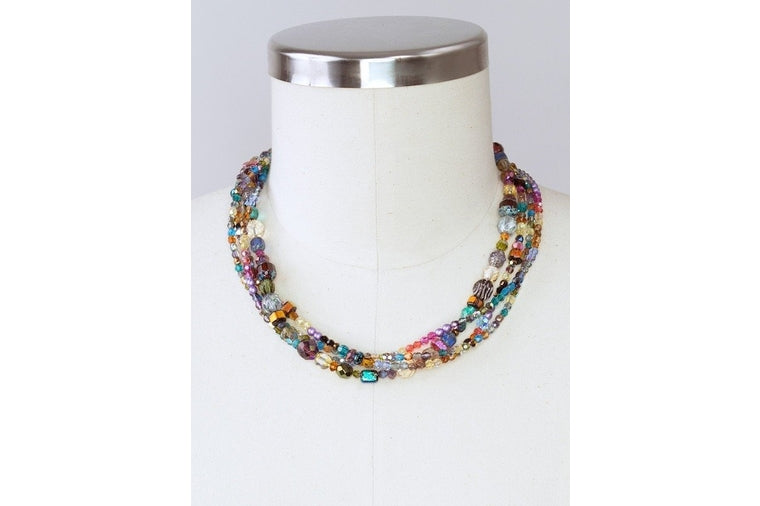 Holly Yashi - Kaleidoscope Rio Necklace