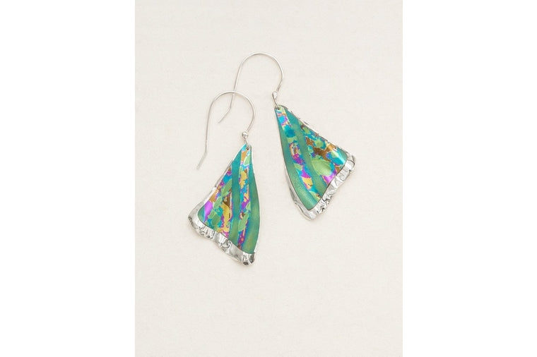Holly Yashi - Petite Misty Point Earrings