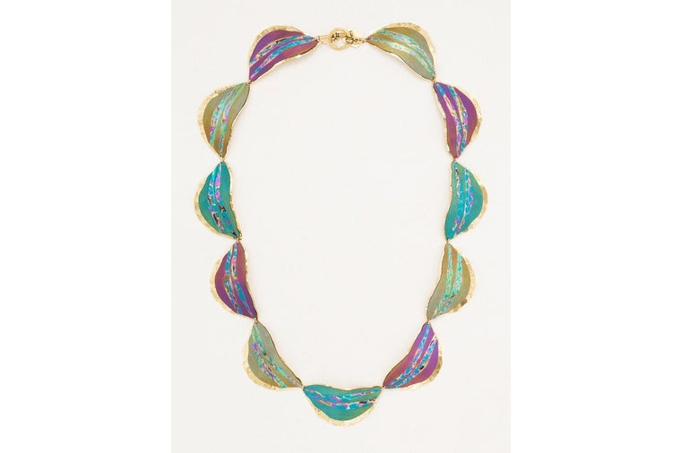 Holly Yashi: Petite Lunar Tide Necklace