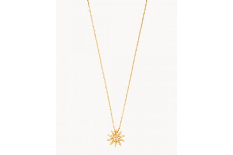 Spartina: Bask in the Sun Necklace