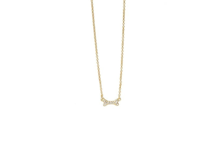 Spartina: Puppy Love Necklace