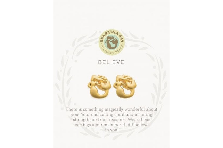 Spartina: Believe Earrings