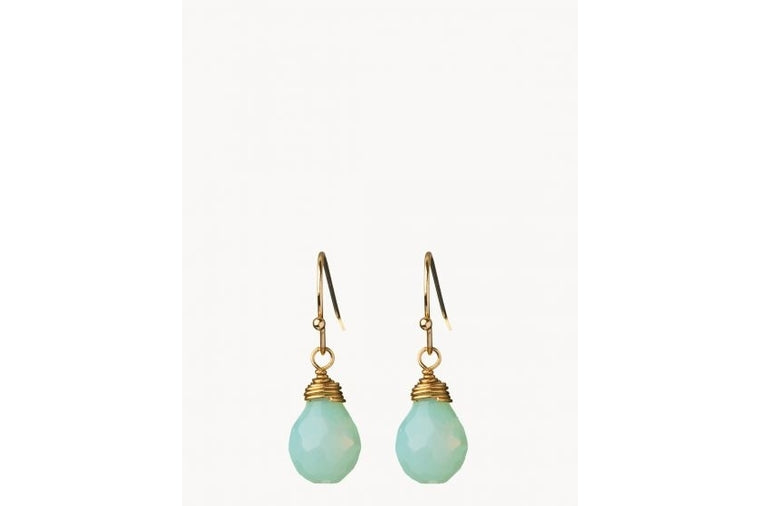 Spartina: Relax Water Drop Earrings