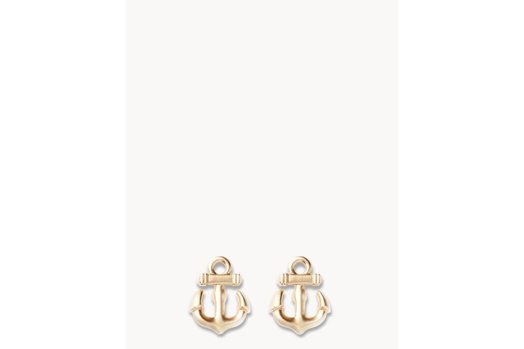 Spartina: Trust Anchor Earring