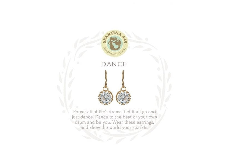 Spartina:  Dance Earrings
