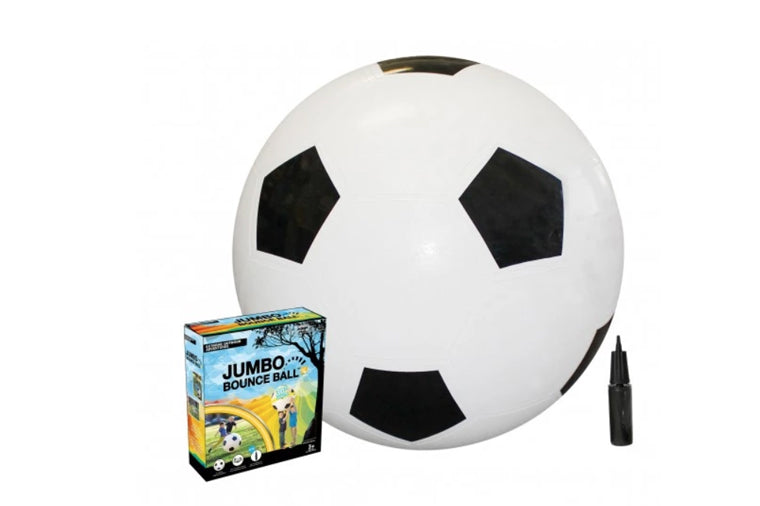 Inflatable Jumbo Soccer Ball