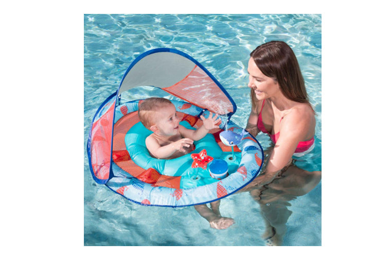 Baby Spring Float Station