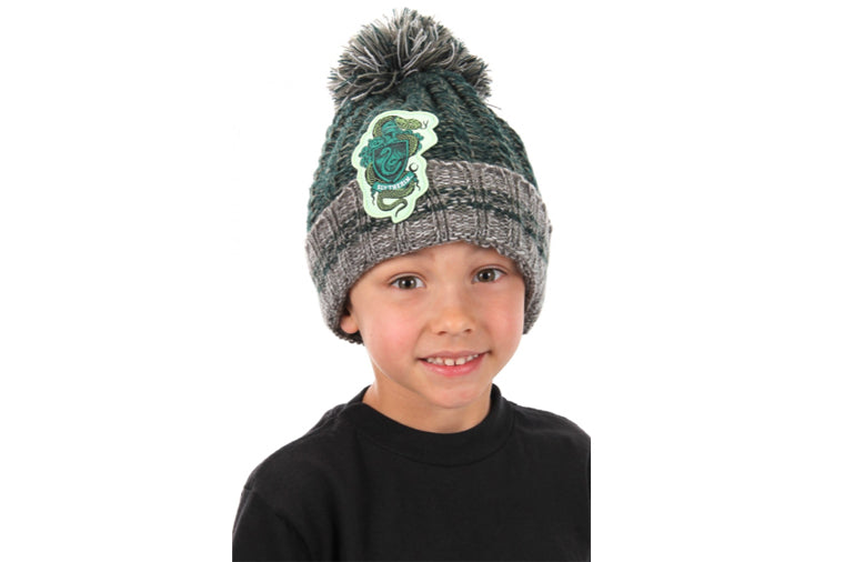 Harry Potter Slytherin Beanie - The Bowerbird CT 67ac57159f9