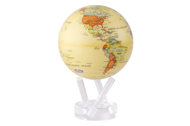 Antique Beige MOVA Globe