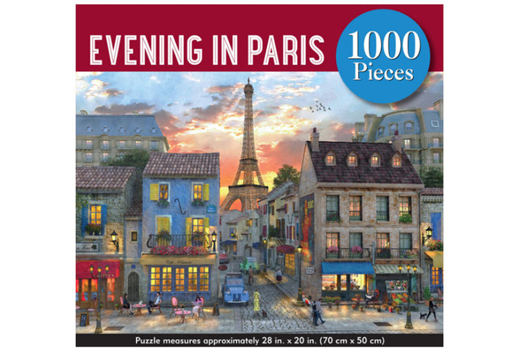 An Evening in Paris - Peter Pauper