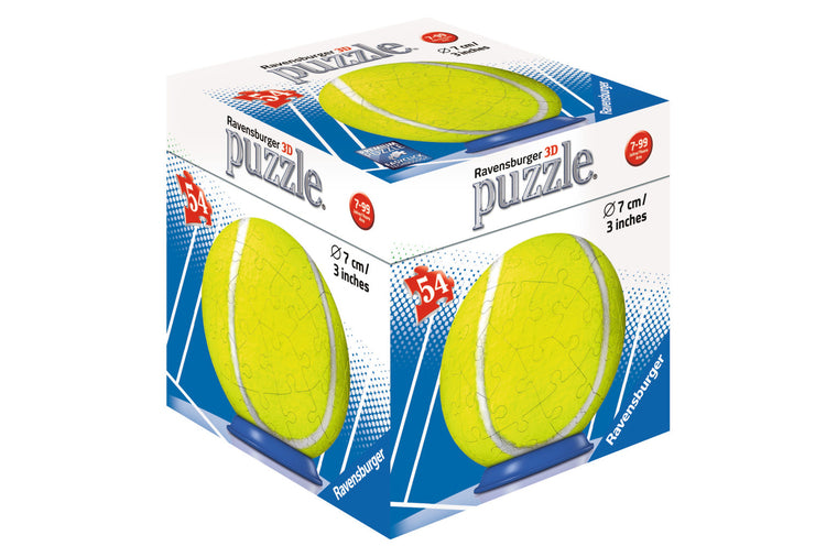 Tennis Ball 3D Puzzle- Ravensburger