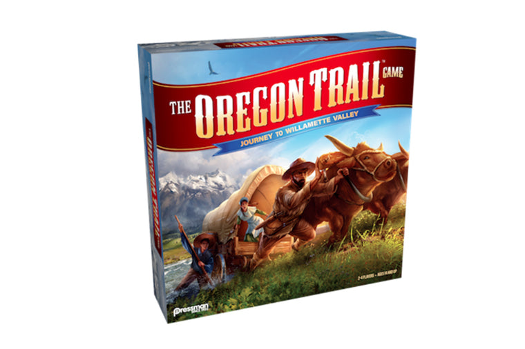 The Oregon Trail: Journey to Willamette Valley