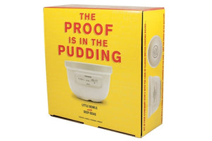 Proof is in the Pudding Bowl Set